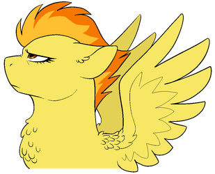 Spitfire by SonicMila