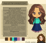 Julieth Vanessa - Reference by YulizieLove