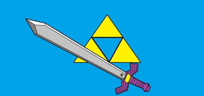 MASTER SWORD by Wyvernclaw32