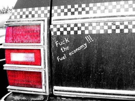 Fuel The Hate by Kam-Thru-A-Lens