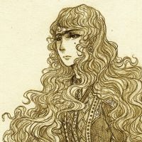 Little Lady Detail by MahourAutumn