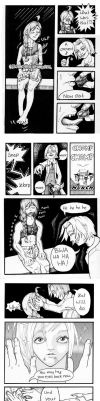 Consumption Comic Pages 13,14 and 15 by andpie