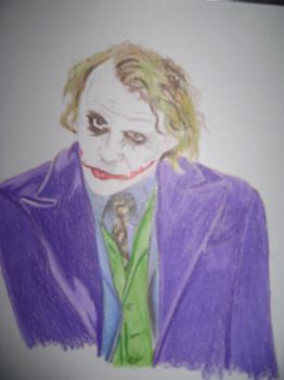The new Joker by MargieAnn