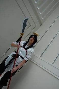 Hakuryuu Ren - Katsucon 2015 by PandaTeddy