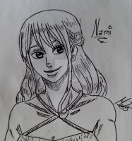 OP: Nami by Icemonkey29