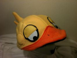FAT CHOCOBO Hat by tacksidermia