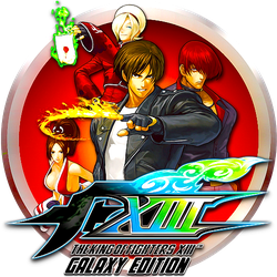 The King Of Fighters XIII Galaxy Edition by POOTERMAN