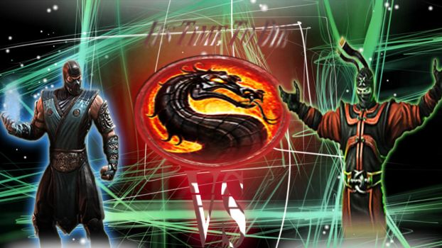 Mortal Kombat by ALKAP0NE