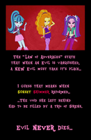 The Dazzlings Motivational by MetroXLR
