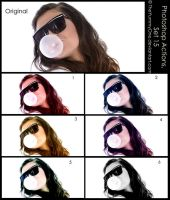 Photoshop Actions, Set 15 by TheYummyOne