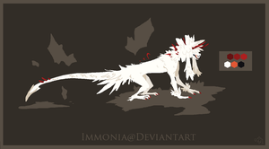 High Mountain Dragon [CLOSED] by Immonia