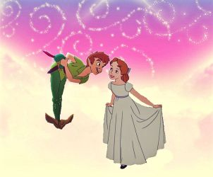 Take A Bow (Peter and Wendy) by sultal-wf