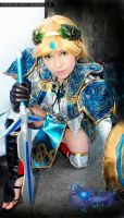 Sophitia / Soul Calibur by Lilysworld05