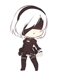FREE 2B Pagedoll by rimuu
