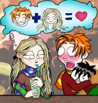 The three broomsticks by Shmivv