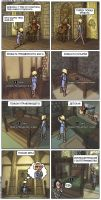 5-page Skyrim comics rus ver by Oessi