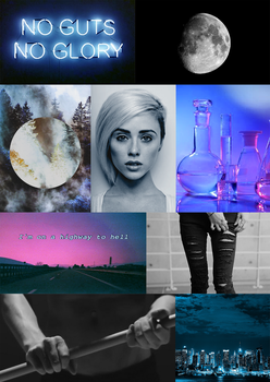 YJ: Luxlight Aesthetic by Ghost-Lyre