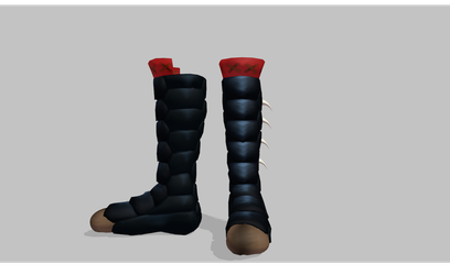 35d310c063dcf0 Ayodan 106 24 MMD Spiked guard boots by amiamy111
