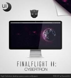 FinalFlight II : Cybertron Wallpapers by R3D-X7
