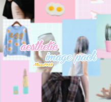 aesthetic image pack by StaRoadHoney