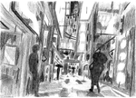 City Drawing by Atis1