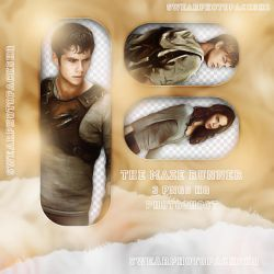 Pack PNG 180: The Maze Runner by SwearPhotopacksHQ
