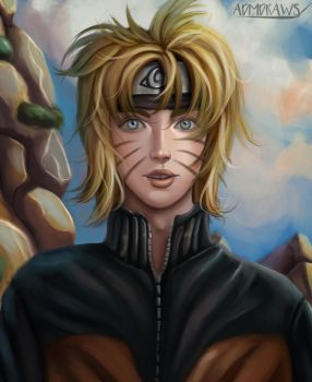 Naruto by admdraws
