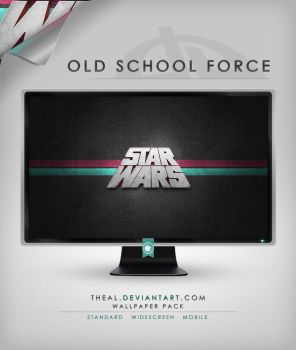 Old School Force by TheAL