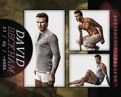 Pack Png 1204- David Beckham by southsidepngs