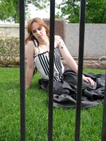 Behind Bars 1 by Altaria13-Stock
