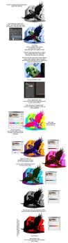 Gradient Maps by FablePaint