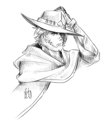 High noon time by Gameaddict1234