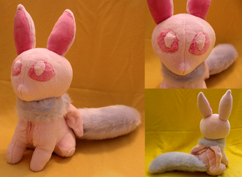 Soothing Dreamer: Pastel (Anxiety Aid Plush) by VanguardWingal
