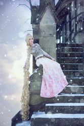 Fairytale of Rapunzel by girltripped