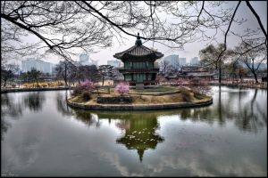 Memories from Seoul, 2 by Moti-Yehezkeli