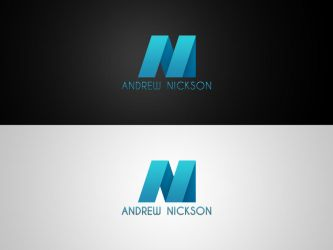 AN logo design by DRX-Design