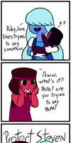 First words - p1 by Ryuuki-K