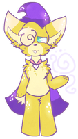 Art Trade: Ryan for Eve-is-an-Eve by NinjaKittyMD
