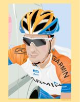 Illustration garmin by mambographic