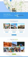 Travel Blog v.2 by jurajmolnar