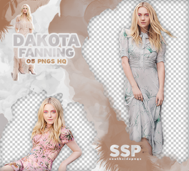Png Pack 3852 - Dakota Fanning by southsidepngs