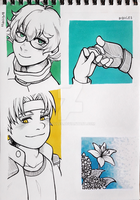 Let's go back home together - Voltron by Didules
