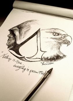 We are Assassins, follow the Creed by Musiriam