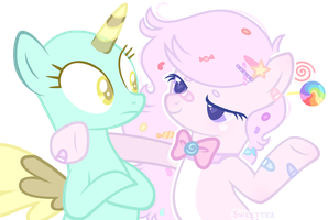 [OPEN COLLAB] ''HeY BeBBE HowW ArEE you?!?7'' by Mia-Marshmallow