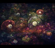 bubble kingdom by sensey-alexey