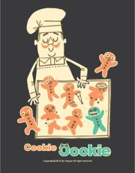 Zombie Cookie by Tae-yun