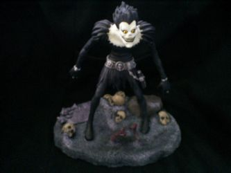 RYUK OF DEATH NOTE by chuchorojas