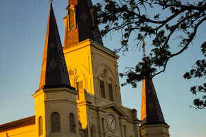 Saint Louis Cathedral by AaronMk