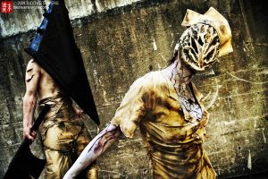 Acen 2009 - Silent Hill 02 by TheDreamerWorld