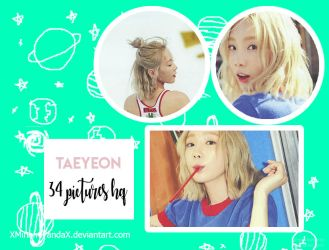 #13.086|Taeyeon(SNSD)|Photopack#92 Pt .3 by XMinamiPandaX